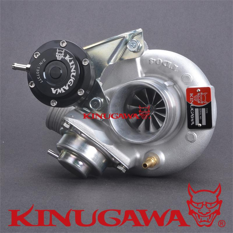 Kinugawa Upgrade Billet Turbocharger TD04HL-20T 6cm Straight Flange for VOLVO S70 850 цена