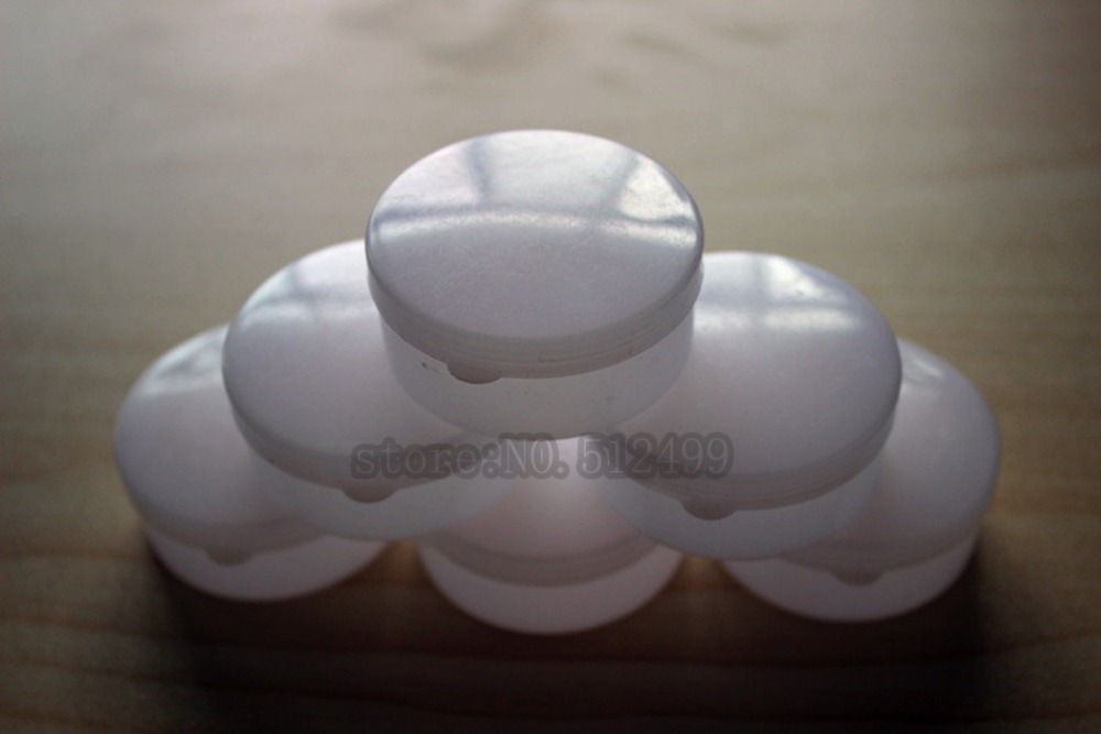 Free shipping 50g/100g Plastic PE Ointment Box Case DIY White Cream Case Bottle Cosmetic Container tablets subpackage bottle alcohol and liquid container bottle white 180ml