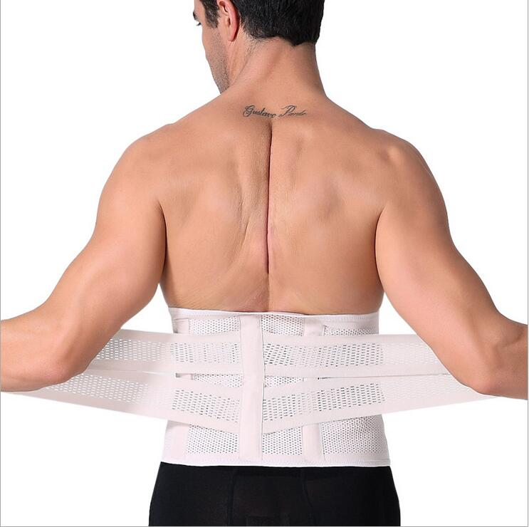 Strong man breathable Abdomen Shaper Body Girdle Slimming wraps Weight loss Sashes Shapewear Waist Trainers MR058 3