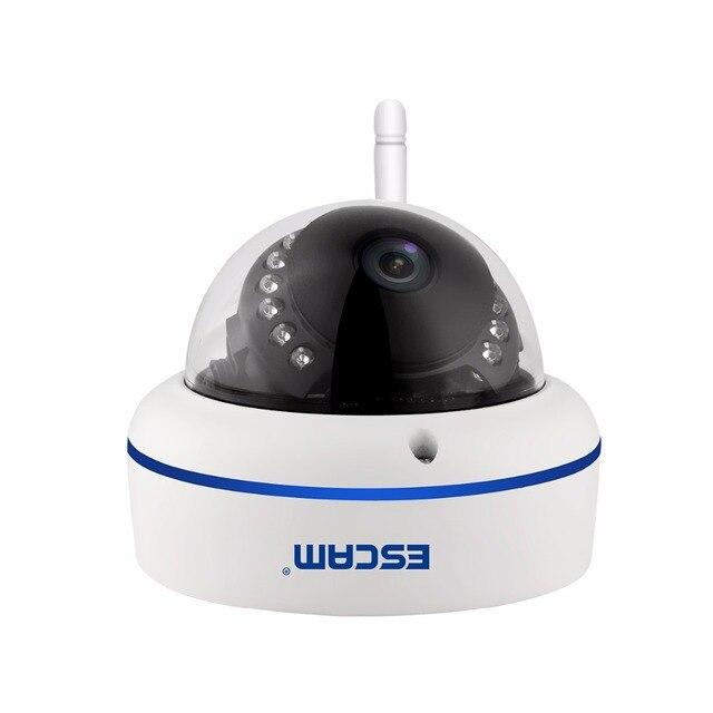 ESCAM Speed QD800WIFI 1080p wifi outdoor IP IR Dome Camera IP66 waterproof Onvif P2P wireless Night Vision Security CCTV Camera
