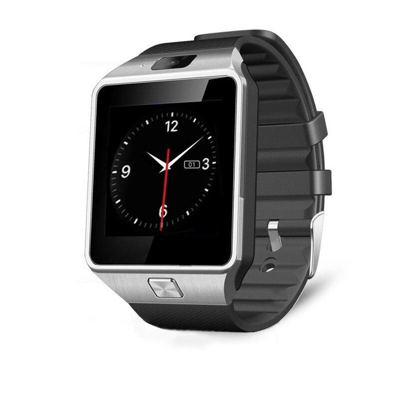 ZAPET inteligente reloj Bluetooth DZ09 Relojes reloj, Relojes TF SIM cámara para IOS iPhone Samsung Huawei Xiaomi teléfono Android