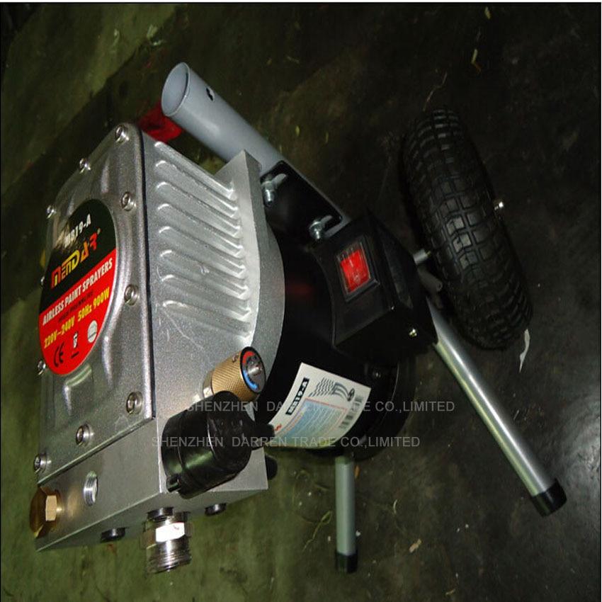 Natrysk hydrodynamiczny M819-A Malowanie natryskowe Malowanie pod - Elektronarzędzia - Zdjęcie 4
