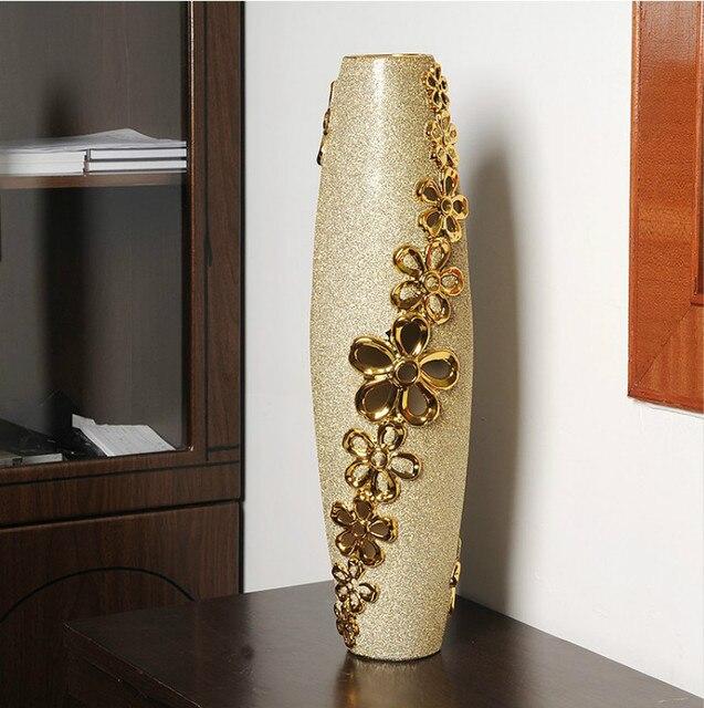 Große Vasen große vasen europäischen stil hauptdekorationen keramik ornamente