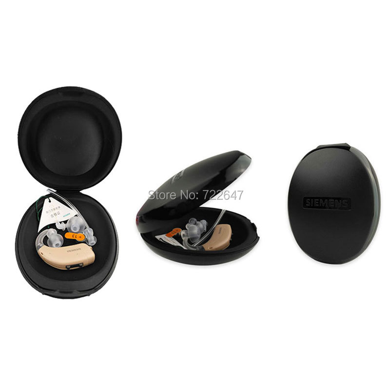 Image 5 - Siemens Digital Wireless Hearing Aid Aids Fast P Moderate Severe Loss Small BTE Ear Sound Amplifiers cheap price Hearing Device-in Ear Care from Beauty & Health
