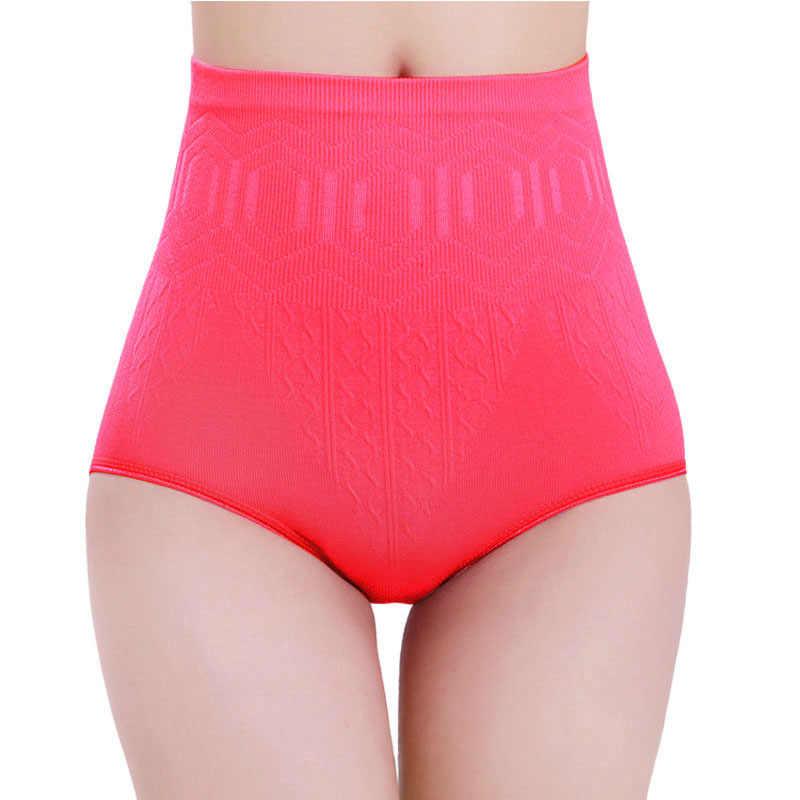 2019 حار عالية الخصر محدد شكل الجسم ملخصات سراويل المرأة مثير الملابس الداخلية بنطلون تنحيف البطن تحكم السروال ملابس داخلية سراويل