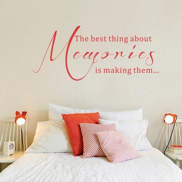 die beste erinnerungen macht sie wandtattoo familie wandkunst wohnzimmer wandaufkleber 254 - Beste Wohnzimmer Wandkunst