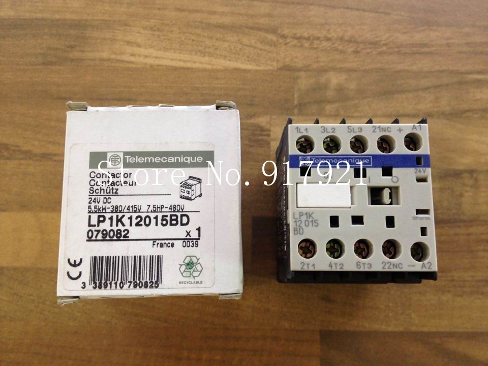 все цены на  [ZOB] original LP1K12015BD circuit board DC24V 079082 (original) contactor  --2pcs/lot  онлайн