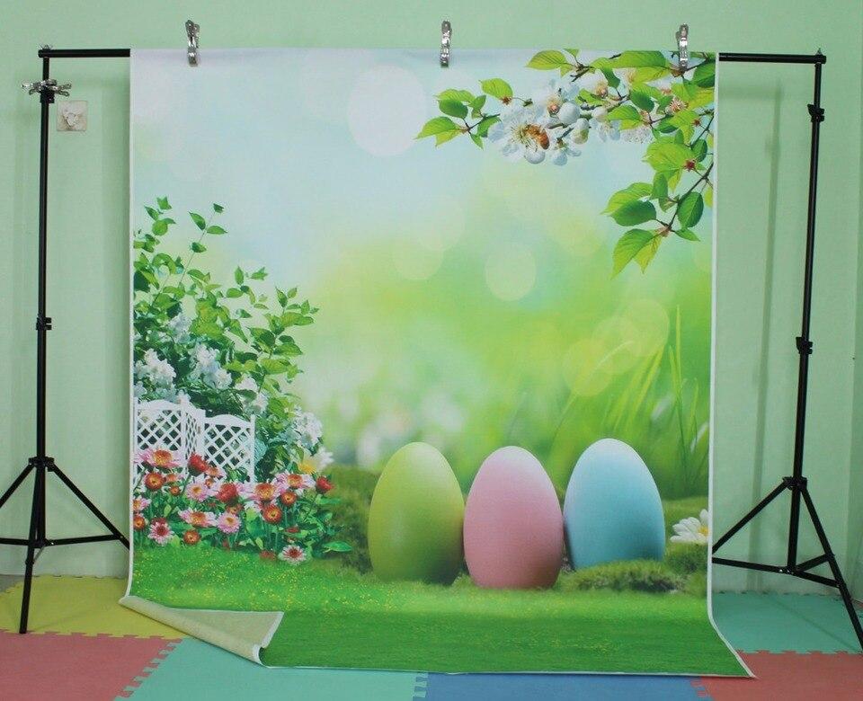 Life Magic Box Vinyl Easter Photo Backdrop Cute Backgrounds