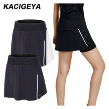 Short Sport Homme Fitness New Tennis Skirt Breathable Badminton Shorts Quick Dry Women Sport Skirts Running Gym 2019 Women(China)