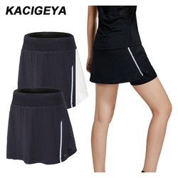 Short Sport Homme Fitness New Tennis Skirt Breathable Badminton Shorts Quick Dry Women Sport Skirts Running Gym 2019 Women