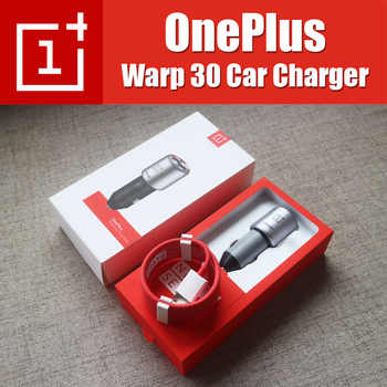 C102A 39g OnePlus Warp Charge 30W Car Charger 5V 6A Max For OnePlus 7T Pro 7 Pro 6T 6 5T 5 - DISCOUNT ITEM  30% OFF All Category