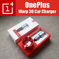 C102A 39g only OnePlus Warp Charge 30 Car Charger 5V=6A max For OnePlus 7 Pro 7 6T 6 5T 5