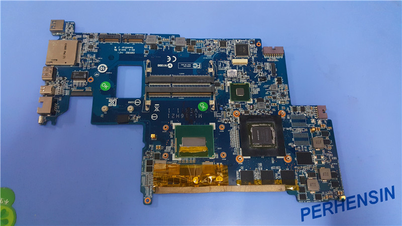 все цены на Original FOR MSI GS60 LAPTOP MOTHERBOARD WITH I7 CPU AND GTX860M MS-16H21 MS-16H2 100% Work Perfectly онлайн