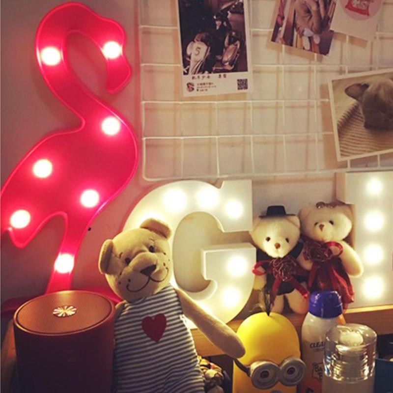 Lovely LED 3D Light Night Light Kids Gift Toy For Baby Children Bedroom Tolilet Lamp Decoration Indoor Lighting