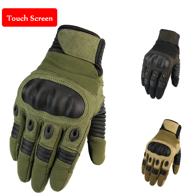 Gant de combat coqués compatible écrans tactiles renforcés