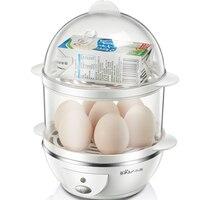 220V Multifunctional Electric Egg Boiler Breakfast Maker Steamed Egg Custard Boiled Corn Boiled Egg Steamed Milk For Breakfast