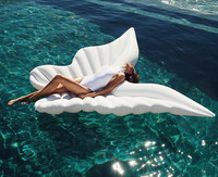 PVC inflatable toys inflatable butterfly wings floating row inflatable wings sky wing floating bed inflatable pool dive toys