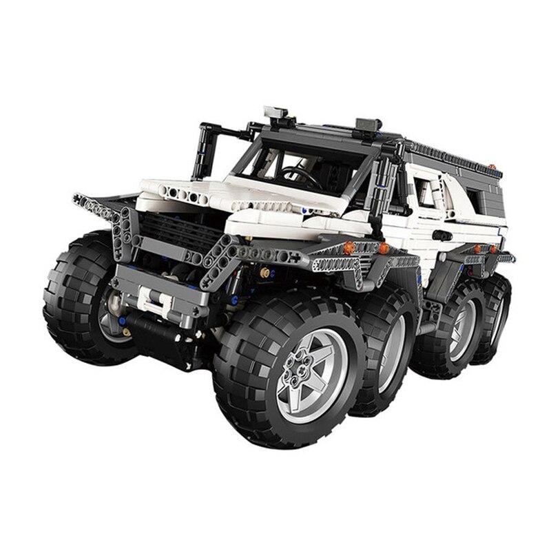 20059 23007 20030 Technic Serie Fernbedienung Off road Fahrzeug Modell Gebäude Kits Block Pädagogisches Bricks Kompatibel legoed-in Sperren aus Spielzeug und Hobbys bei  Gruppe 1