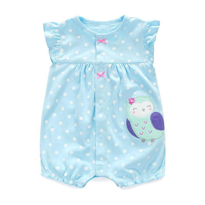 d3ad1d6359ecc 2019 Baby Rompers Summer Baby Girl Clothes Cute Newborn Baby Clothes Baby  Girl Clothing Sets Roupas Bebe Infant kid Clothing