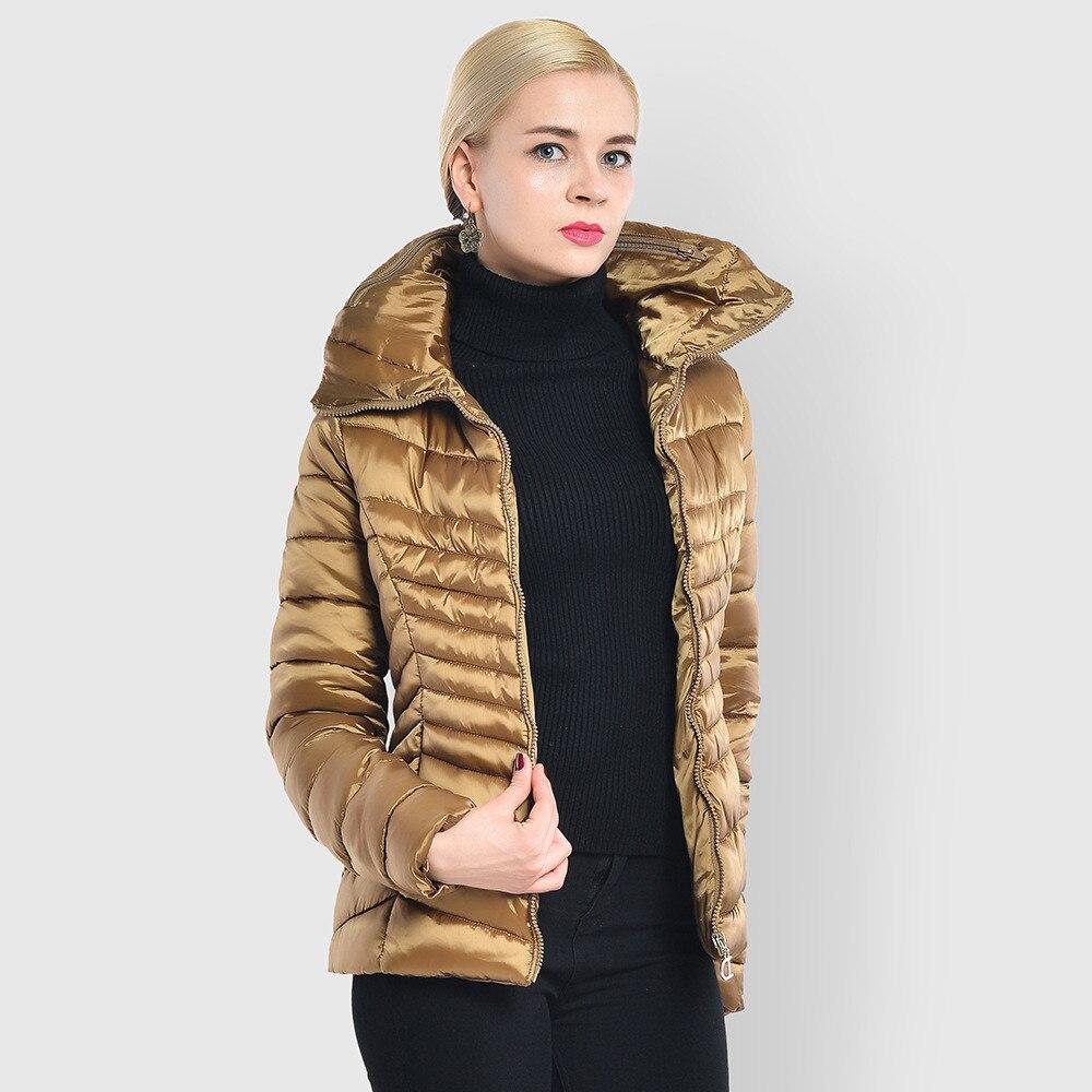 1e65d1bbd1cd Haute bleu Coton Mince De Manteaux Outwear Vestes Parka vert 2018 Manteau  Nouvelle Qualité Joobox Noir Rembourré Femmes or Chaud Veste D hiver Zzvxqw
