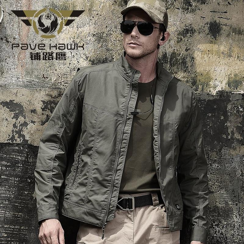 Jacket Men Military Army Tactical Light Thin Jacket Windproof Waterproof Summer Outdoor Sport Windbreaker Coat Hiking