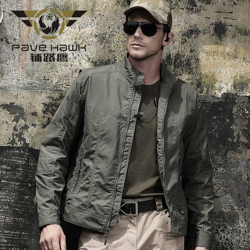 Jacket Men Military Army Tactical Light Thin Jacket Windproof Waterproof Summer Outdoor Sport Windbreaker Coat Hiking Jacket