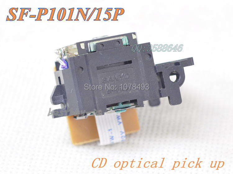 10pcs SF-P101N / SF-101N / SF-P101 (15PIN) Optični pickup SFP101N / - Domači avdio in video - Fotografija 3
