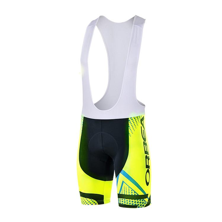 ORBEA 2017 Men Cycling Shorts 9D Padded Gel Short MTB Bike ShortsPantalones cortos de ciclismo Outdoor riding pants quick-drying topcycling sak603 cycling riding quick drying pants for men black size xl