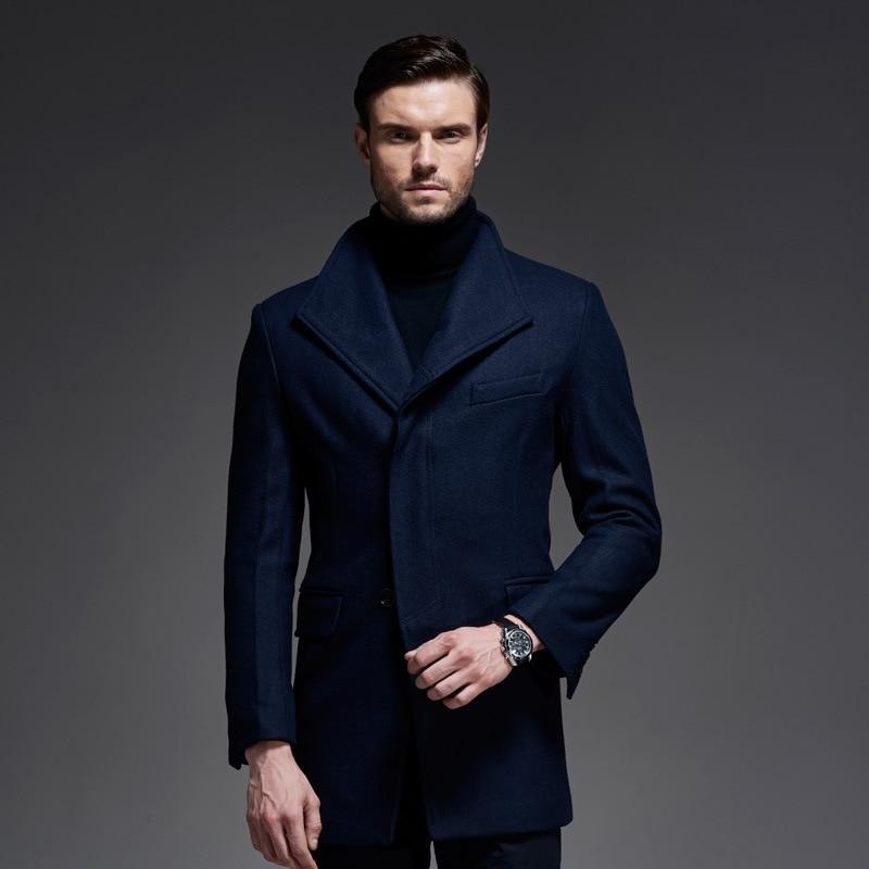 ახალი ბრენდის გრძელი - კაცის ტანსაცმელი - ფოტო 2