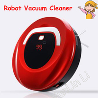 Multifunctional Robot Vacuum Cleaner Intelligent Sweeper Household Dust Collector Full Automatic Robot Sweeper FD RSW