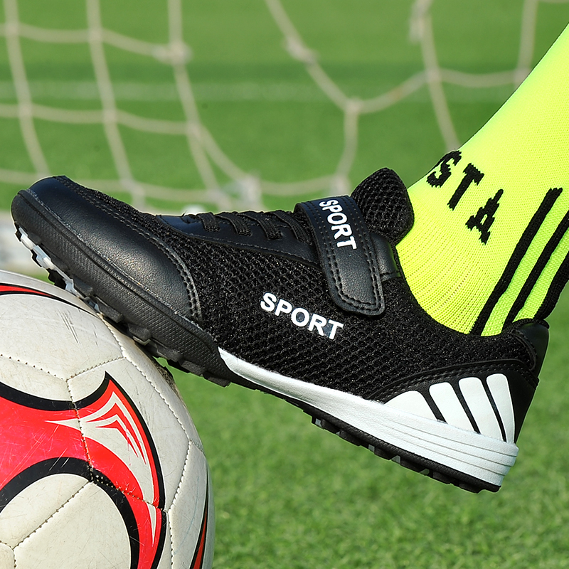 Original Women Soccer Shoes Superfly Outdoor Elite Tiempo Cr7 Children Kids Soccer Boots Boys Girl Training Cleats Sport Trainer