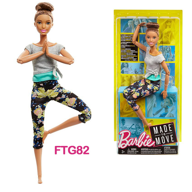 Original Barbie Brand Musician All Joints Move Set Girl Doll Toys Birthdays Girl Gifts For Kids Boneca toys for children in Dolls from Toys Hobbies