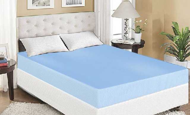 Waterproof Cotton Mattress Protector Cover Cloth Pad 150x200 30cm