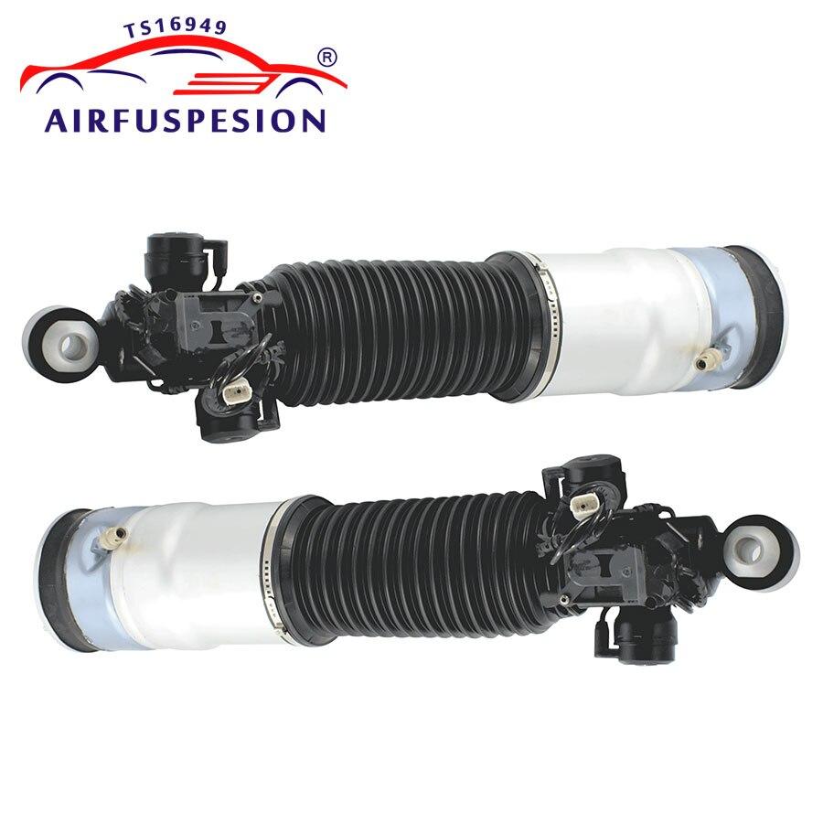 Бесплатная доставка для BMW F01 F02 F04 E35 пара задний левый и правый пневматическая подвеска амортизатор стойки с EDC 37106791676 37124064275