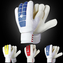 Newly Soccer Goalkeepers Latex Slip Gloves to Help You Make the Toughest Saves BN99