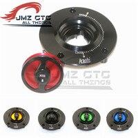 CNC Motorcycle Fuel Tank Caps For SUZUKI GSXR600 GSXR750 GSXR100 GSR600 GSR750 GSX1300 SV650 SV1000 GSF650 1200S 1250BANDIT