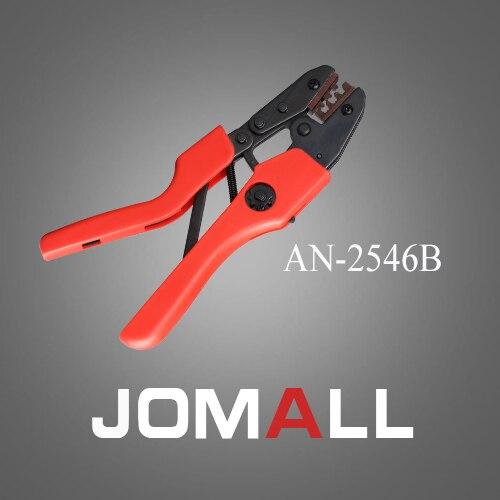 AN-2546B crimping tool crimping plier 2 multi tool tools hands Solar Photoroltaic Connector MC3/MC4 Crimping Tool