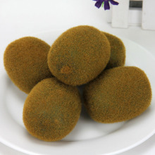 050 Simulated Kiwifruit fake Fruit and Vegetable Model Set Home Cabinet Decorative Photographic Projects