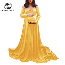 Maternity Dresses For Photo Shoot Maternity Photography Props Pregnancy Dress Photography Maxi Dresses Gown Pregnant Clothes
