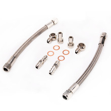 Kinugawa Turbo Water Line Kit 6AN Line M14x1.5mm for Garrett T25 T28