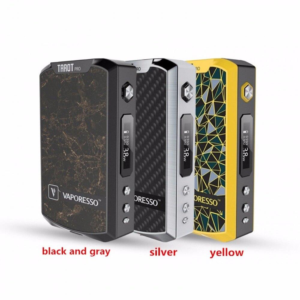 160W Vaporesso Tarot Pro VTC Mod W O Battery