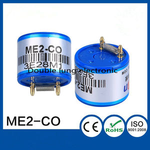 2 шт./лот, промышленный измеритель угарного газа для CO-Detector, с использованием электрохимических CO ячеек, датчик угарного газа