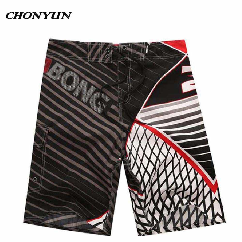 Brand Board Shorts Men Boardshorts Men's Beach Shorts For Swimming Bermuda Surf Swimsuit Man Swimwear Trunks Surfing Short