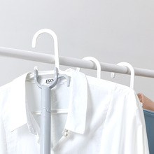 Detachable Clothes Fork pole Balcony Clothes hangers Retractable Pole Drying Pole Fork Dress Stick Space Saving Clothing Rack mikado atthis pole 600