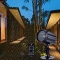 Proyector Láser De navidad Lotus Inalámbrico De Control Dinámico de Paisaje Del Jardín de Césped Lámpara de Luz Láser Luces de Navidad Decoración Del Partido