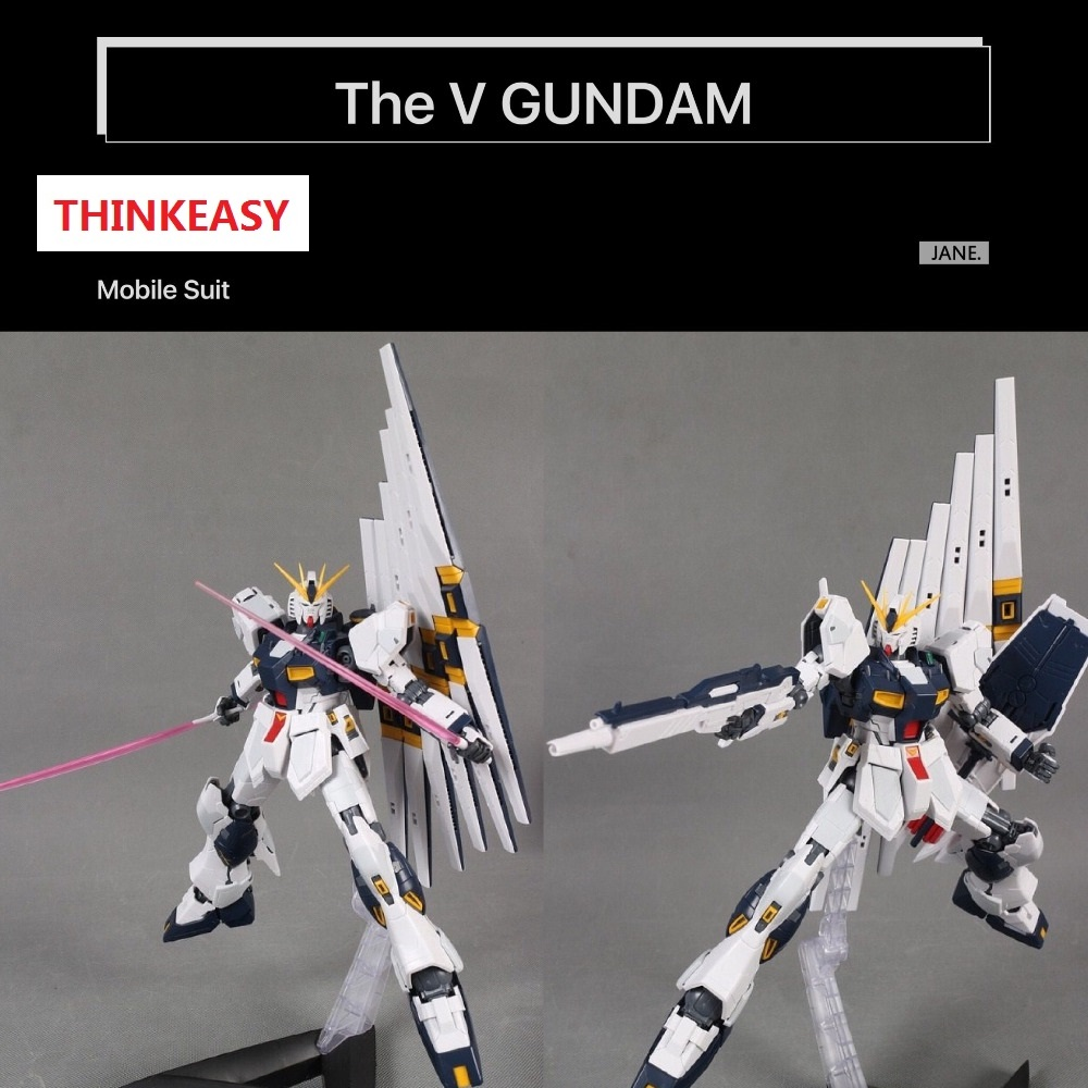 The Japaness puzzle action figures robot anime assembled Gundam MG 1:100MG V GUNDAM luminous stickers classic toy gundam стоимость