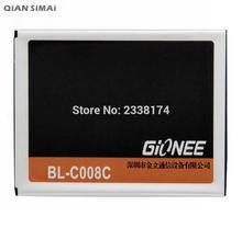 QiAN SiMAi 1pcs 100% High Quality BL-C008C 1800mAh Battery For Gionee GN151 phone