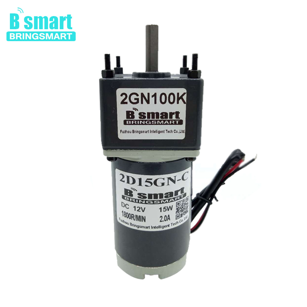 2d15gn 24 12 volt dc gear motor 24v dc electric motor speed regulation reversible motor [ 1000 x 1000 Pixel ]