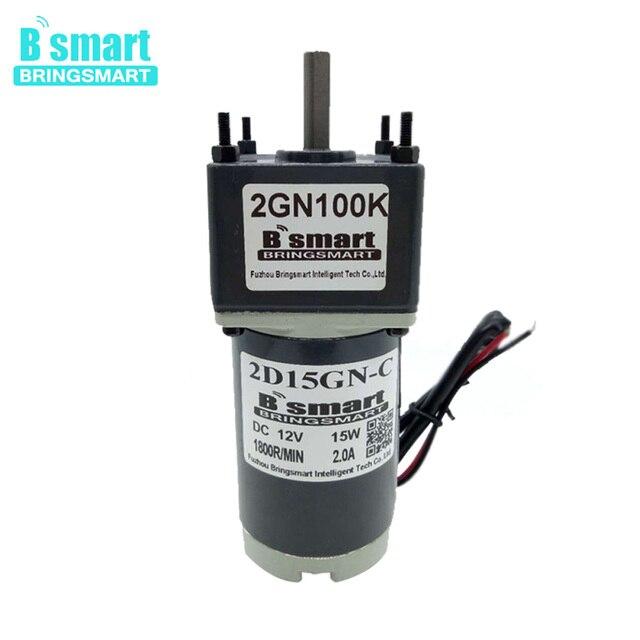 2d15gn 24 12 Volt Dc Gear Motor 24v Electric Sd Regulation Reversible