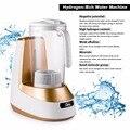 Высокое качество генератор водородной воды щелочной воды ионизатор чайник 2000 мл медицинский продукт 100-240 В